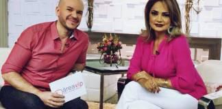 Fabio Almeida e Nani Venâncio