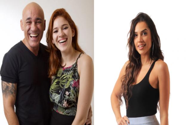 Família Lima e Paula - Reprodução/Gshow