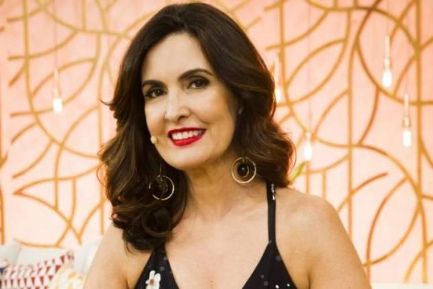 Fátima Bernardes - Divulgação/TV Globo