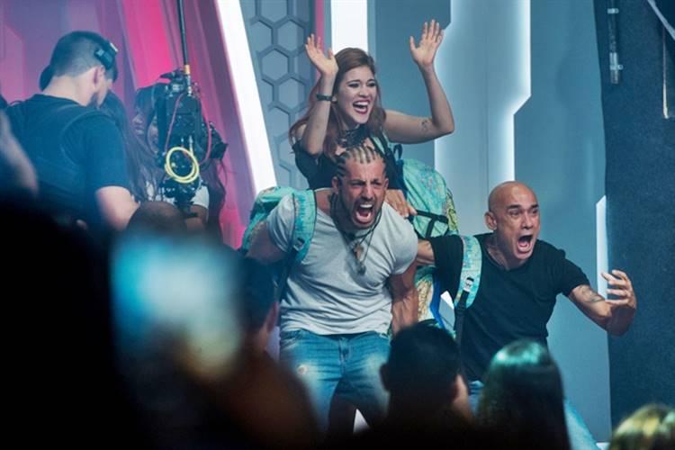 Final BBB18(Globo/Raquel Cunha)