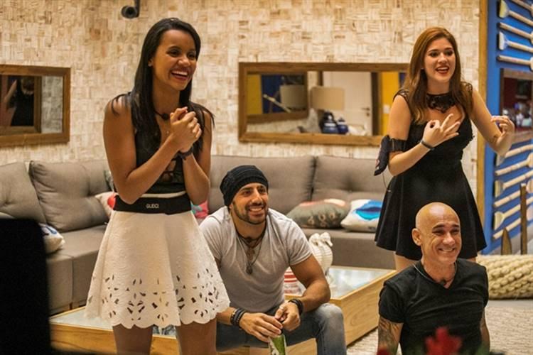 Final BBB18 (Globo/Paulo Belote)