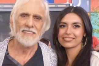 Francisco Cuoco e Thais de Almeida - Divulgação/TV Globo