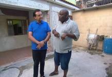 Geraldo Luis e Charles (Divulgação/Record TV)