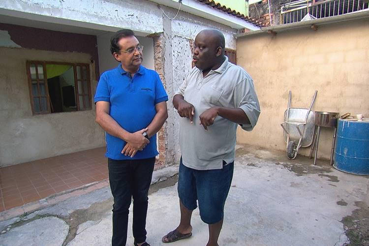 Geraldo Luís revela como está o humorista Charles Henriquepédia