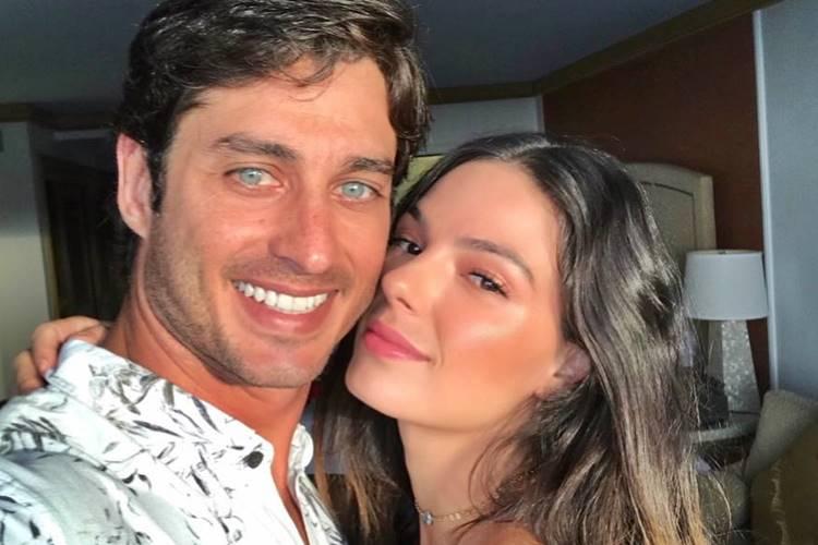 Nasce o primeiro filho da atriz Ísis Valverde e André Resende