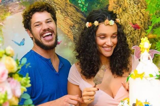 José Loreto e Debora Nascimento/Instagram