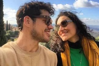 Jose Loreto e Debora Nascimento/Instagram
