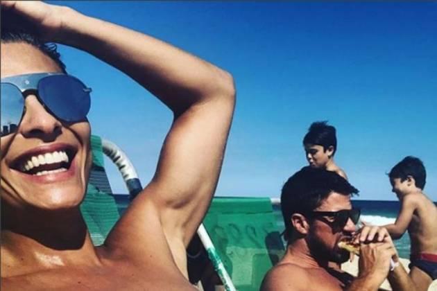 Juliana Paes e Família - Reprodução/Instagram