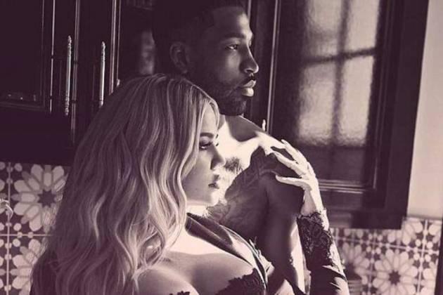 Khloé Kardashian e Tristan Thompson - Reprodução/Instagram