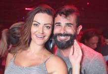 Laura Keller e Jorge Sousa/Facebook