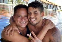 Leonardo e Zé Felipe/Instagram