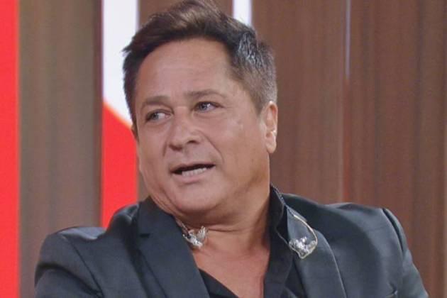 Leonardo desabafa sobre doença e morte de Leandro (Globo/ Divulgação)