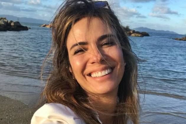 Luciana Gimenez viaja após confirmar a separação/Instagram
