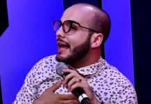 Mahmoud BBB18 (Reprodução/Gshow)