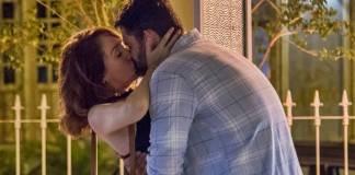Malhação - Gabriela e Rafael se beijam (Globo/Marília Cabral)