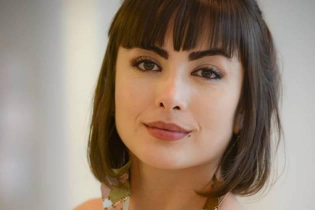 Maria Casadevall (Globo/Raphael Dias)