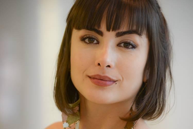 Maria Casadevall inicia trabalhos como protagonista de 'A Garota da Moto'