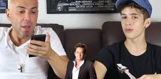Matheus Mazzafera e João Guilherme/Youtube