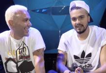 Matheus Mazzafera e Luan Santana/Youtube