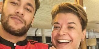 Neymar e David Brazil/Instagram
