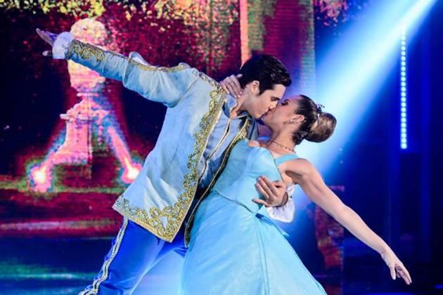 Nicolas Prattes e Mayara Araujo no Dança dos Famosos (Globo/Ramón Vasconcelos)