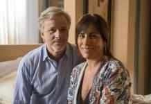 O Outro Lado do Paraiso - Beth e Renan (Globo/Marília Cabral)