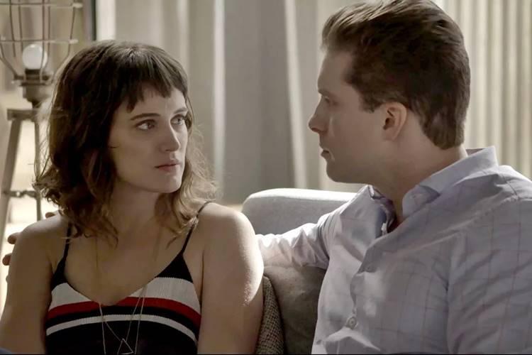 O Outro Lado do Paraíso: Clara tem conversa decisiva com Patrick