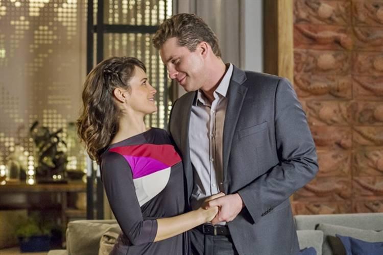 O Outro Lado do Paraíso: Clara e Patrick terão a primeira noite de amor