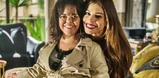 O Outro Lado do Paraiso - Estela e Livia (Globo/Raquel Cunha)