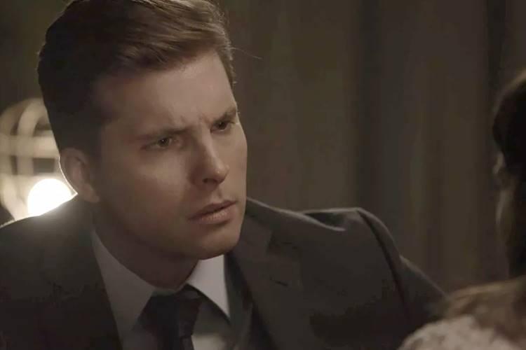 O Outro Lado do Paraíso: Patrick fica chocado com revelação de Clara
