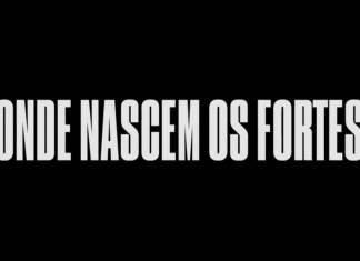 Onde Nascem os Fortes - logo (Reprodução/TV Globo)
