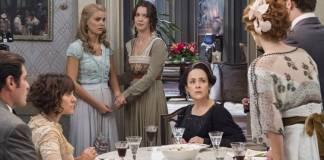 Orgulho e Paixão - Jane irrita Julieta (Globo/Estevam Avellar)