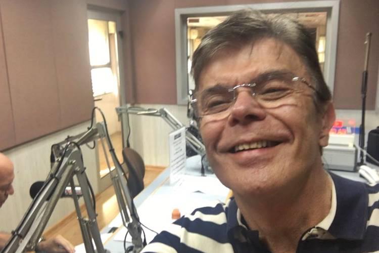 Radialista morre aos 73 anos após sofrer enfarte fulminante