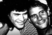 Paulo Ricardo e Cazuza/Instagram