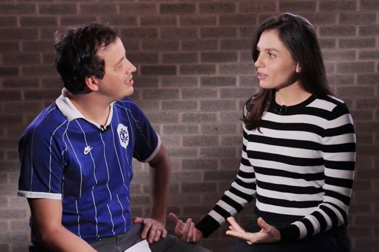 Mônica Iozzi revela quem foi seu 'crush' – Veja o vídeo!