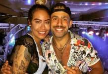 Rafaella Santos e Kaysar/Instagram