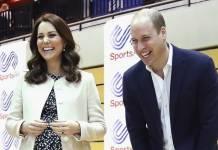 Kate Middleton e Príncepe William - Reprodução/Instagram/kensingtonroyal