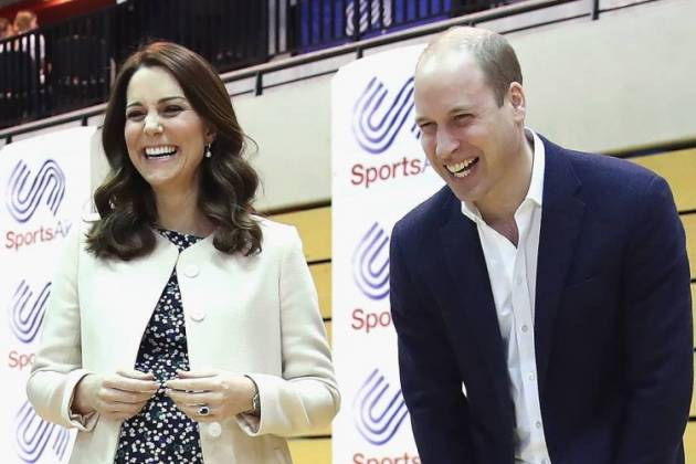 Kate Middleton e Príncepe William - Reprodução/Instagram/kensingtonroyal