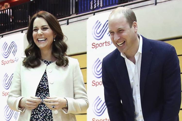 Nasce terceiro filho de Kate Middleton com o príncipe William