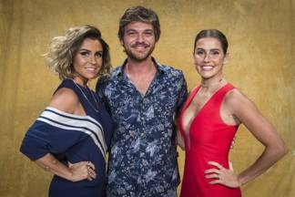 Segundo Sol - Giovanna Antonelli - Emilio Dantas - Deborah Secco (Globo/João Cotta)