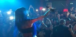 Show de Tati Zaqui - Divulgação