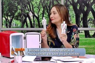 Sonia Abrão (Divulgação/Rede TV!)