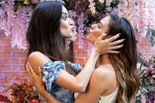 Thaila Ayala e Isis Valverde/Instagram