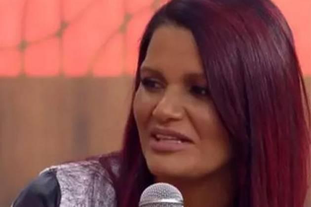 Vanuzia Damasceno - Reprodução/TV Globo
