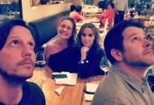 Vladimir Britcha e Adriana Esteves - Debora Falabella e Murilo Benicio/Instagram