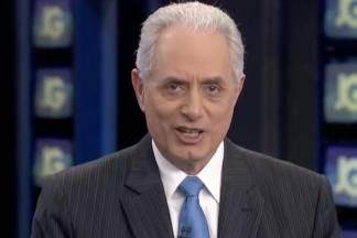 William Waack - Reprodução/TV Globo