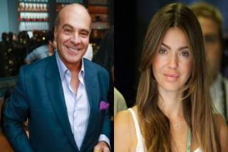 Marcelo de Carvalho e Simone Abdelnour - Montagem Área VIP