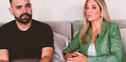Alvaro Leme e Ticiane Pinheiro/Youtube