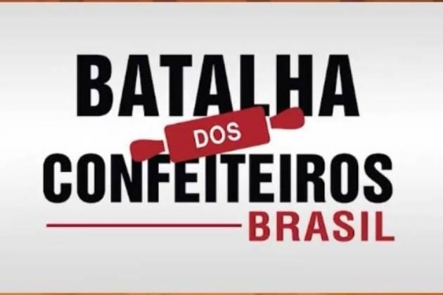 Batalha dos Confeiteiros Logo - Divulgação/RecordTV