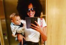 Benjamin e Sheron Menezzes/Instagram